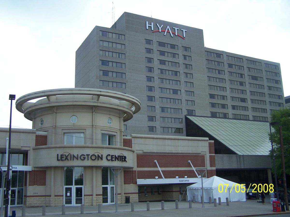 Hyatt Regency Hotel Lexington Wikipedia