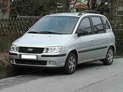 Hyundai Matrix Wikipedia La Enciclopedia Libre