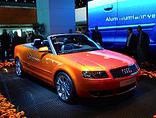 Audi A4 Wiki >> International Motor Show Germany - Wikipedia