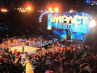 <i>Impact!</i> (TV series) American professional wrestling TV program