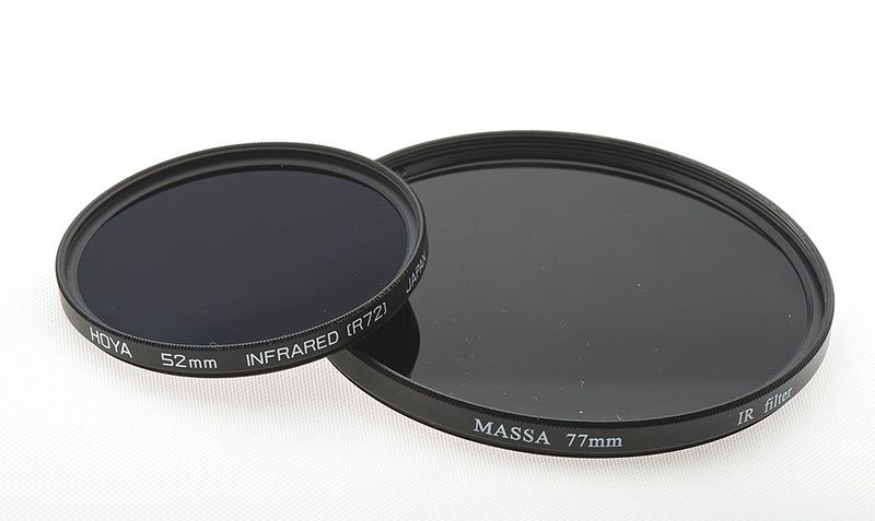 Infrared cut-off filter