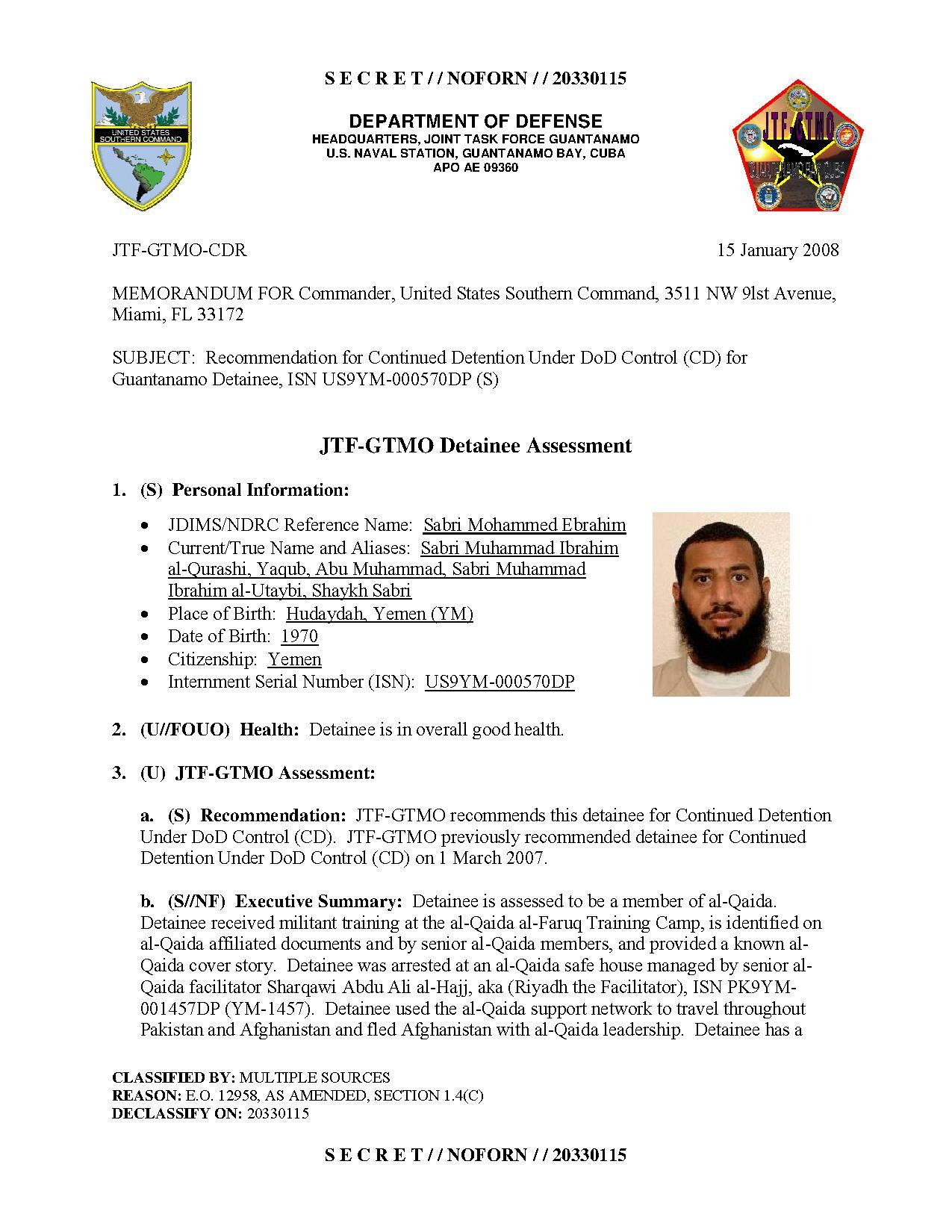 ISN 570's Guantanamo detainee assessment.pdf