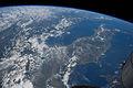 ISS-40 Italy's long coastlines.jpg