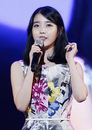 IU discography - IU performing at the Yonsei University Akaraka Festival, 22 June 2014