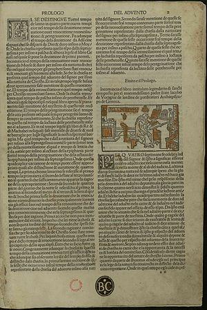 Jacobus da Varagine - Legenda aurea (1499)