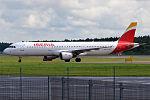 Iberia, EC-IGK, Airbus A321-213 (20622263573).jpg