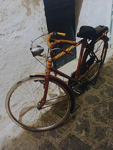 Build A Bike >> Bamboo bicycle - Wikipedia