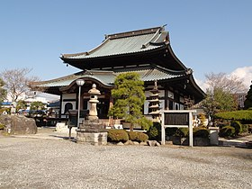 Ichiren-ji Temple Kofu-City.JPG