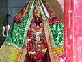 Idol of Devi Tripura Sundari.JPG