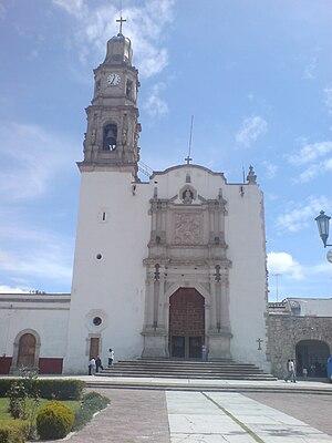 Apan - Image: Iglesia Apan