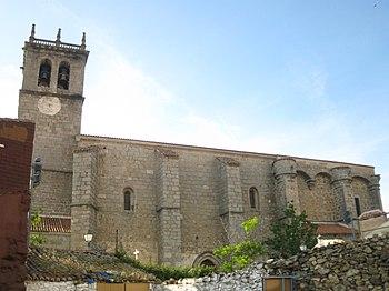 Iglesia de la Asunción de Nuestra Señora.