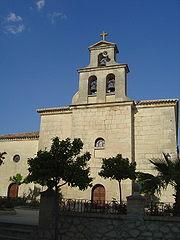 Iglesia parroquial de la Virgen de la Estrella