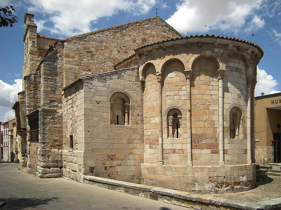 Iglesia de Santa María la Nueva.