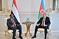 Ilham Aliyev met with Chairman of Sovereign Council of Sudan Abdel Fattah Abdelrahman al-Burhan, 2019 03.jpg