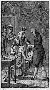Illustration zu einem Werk Klingers (Quelle: Wikimedia)