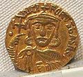 Impero romano d'oriente, niceforo e staurace, emissione aurea, 803-811, 01.JPG