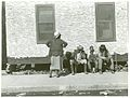 In front of city hall, Belle Glade, Florida, January 1939. (3110577220).jpg