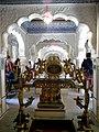 Inde Rajasthan Jodhpur Fort Jankhi Mahal Berceaux 26022015 - panoramio.jpg