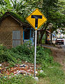 Indonesia Traffic-signs Warning-sign-07.jpg