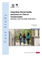 Integrating Internal Quality Assurance at a Time of Transformation.pdf
