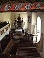 Interiörbild från Svenneby gamla kyrka, den 29 juni 2006.JPG