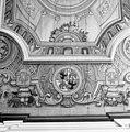 Interieur, plafond rechter voorkamer - Bolsward - 20037623 - RCE.jpg