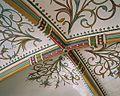 Interieur noordbeuk,restauratie neogotische schilderingen, kruisribgewelf - Zutphen - 20335191 - RCE.jpg