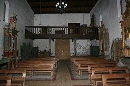 Iglesia de San Miguel de Bárcena