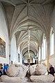 Interior of église des Cordeliers de Nancy 02.jpg