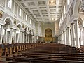 Interior of Cathedral of Christ the King (nave), Mullingar.jpg