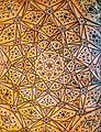 Interior of mosque lahore.jpg