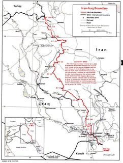 Iran–Iraq border
