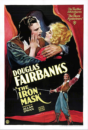 The Iron Mask - Image: Ironmaskposter