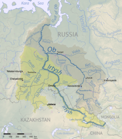 Irtysh river basin map.png