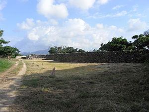 Gusuku - Furusutobaru Castle on Ishigaki Island