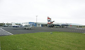 Islay Airport - Image: Islay Airport