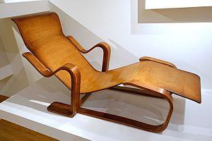 Isokon - Isokon Long Chair, designed by Marcel Breuer, Isokon Furniture Company, 1935
