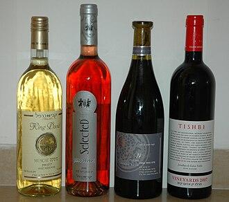 Israeli wine - Israeli wine
