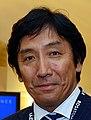 Isshu Sugawara cropped 3 Yukiya Amano Isshu Sugawara and Toshiro Ozawa 20130627.jpg