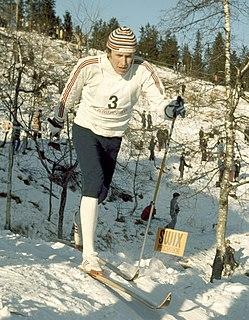 Ivar Formo Norwegian orienteer