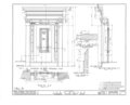 Ives House, Third and East Streets, Coudersport, Potter County, PA HABS PA,53-COUD,1- (sheet 9 of 13).png