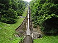 Iwamuro Power Station penstock 1.jpg