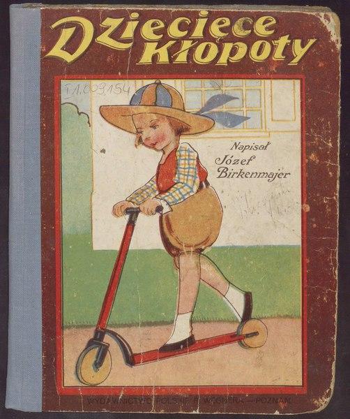 File:Józef Birkenmajer - Dziecięce Kłopoty.djvu