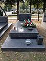 Józef Stebelski - Irena Stebelska - Cmentarz Wojskowy na Powązkach (102).JPG