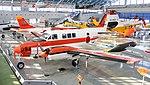 JASDF B-65(03-3094) left front top view at Hamamatsu Air Base Publication Center November 24, 2014 01.jpg
