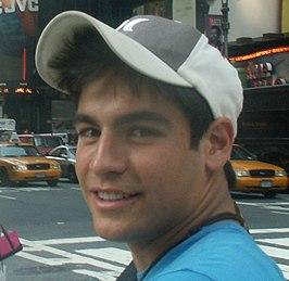 JC Gonzalez in New York 2007