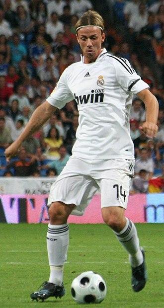 Guti (footballer) - Guti in action for Real Madrid in 2008