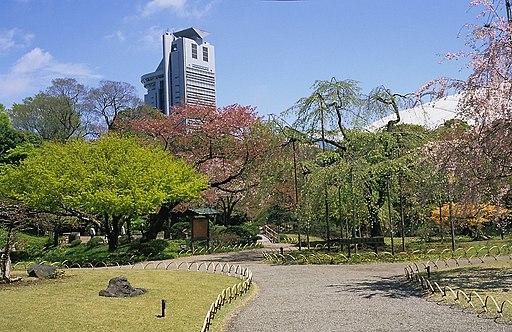 JP-13 Bunkyo-ward Koishikawa-Korakuen-garden