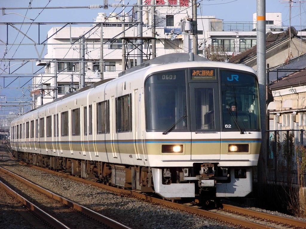 JRW series221 Nara