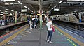 JR Nishi-Funabashi Station Platform 3・4.jpg